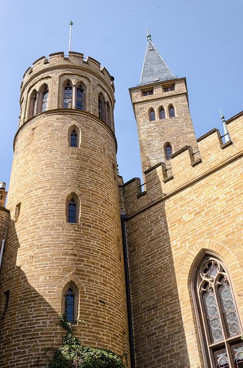 Architecture Gothic Tower Travel Old Castle