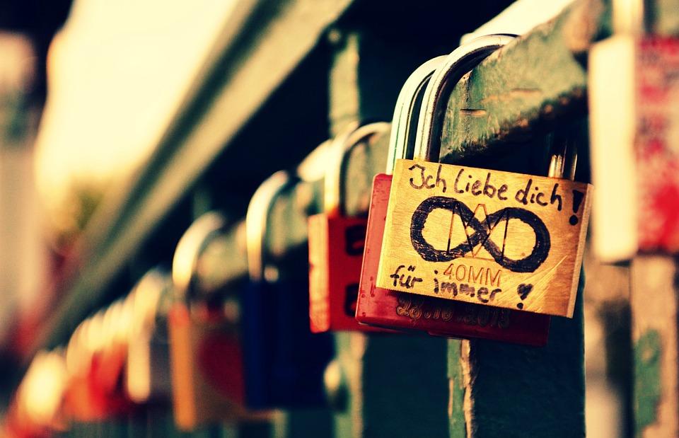 Castle, Love, Bridge, Castles, Padlock, Fence