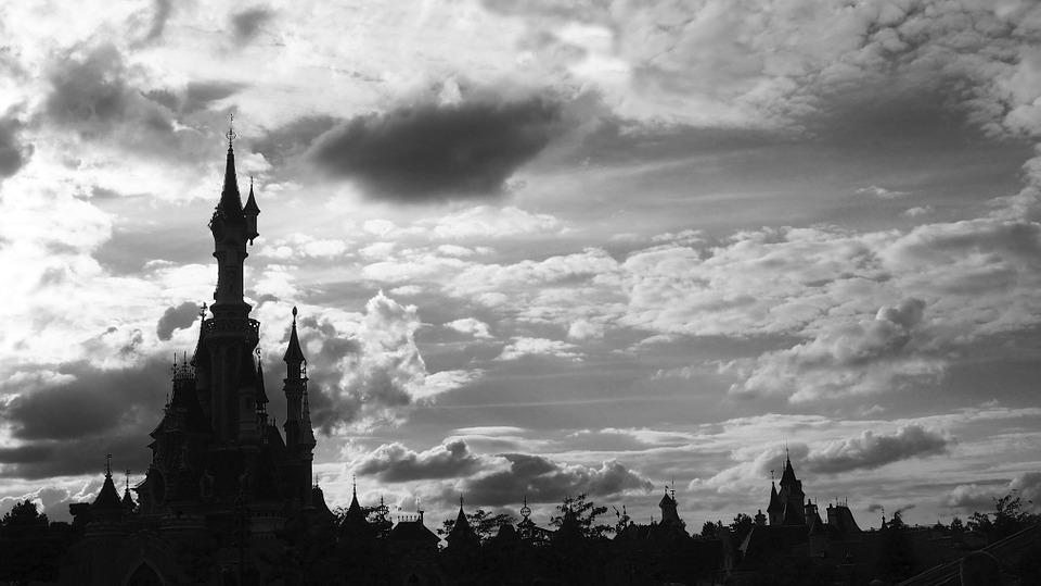 Castle, Amusement Park, Disneyland, Fantasy, Parks