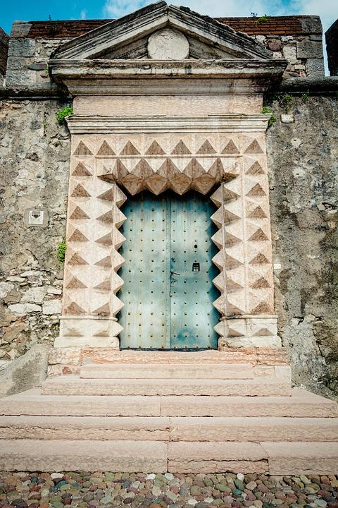 Goal, Portal, Input, Castle, Castel
