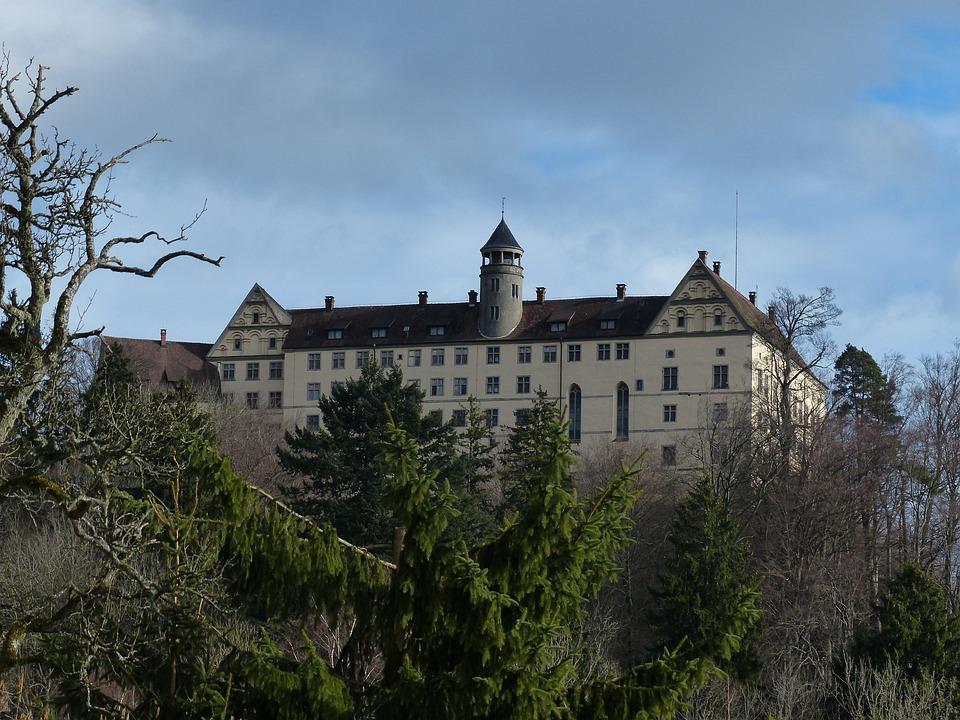 Heiligenberg Castle, Castle, Renaissance Style