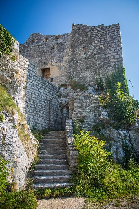 Reußenstein, Castle Russias Stone, Knight's Castle