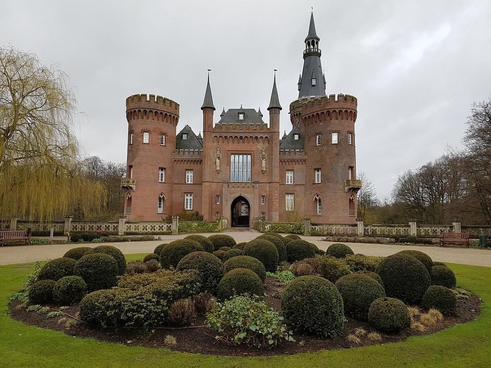 Schloss Moyland, Niederrhein, Building, Castle, Museum