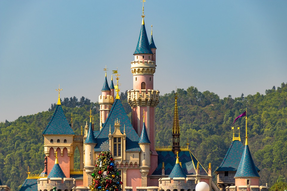 Architecture, Travel, Building, Sky, Tower, Castle
