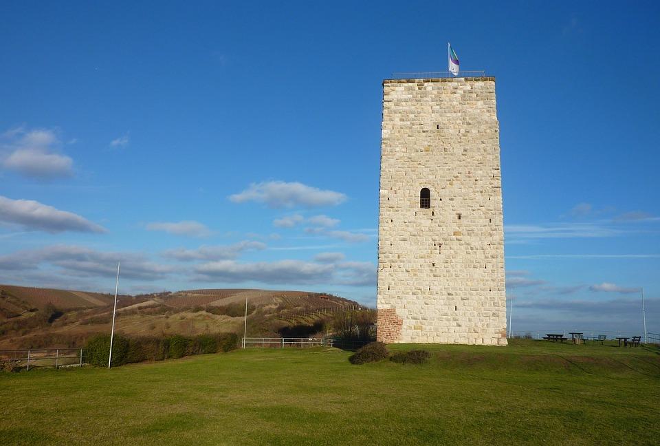 Hohenstaufen Tower, Castle, Fortress, Tower