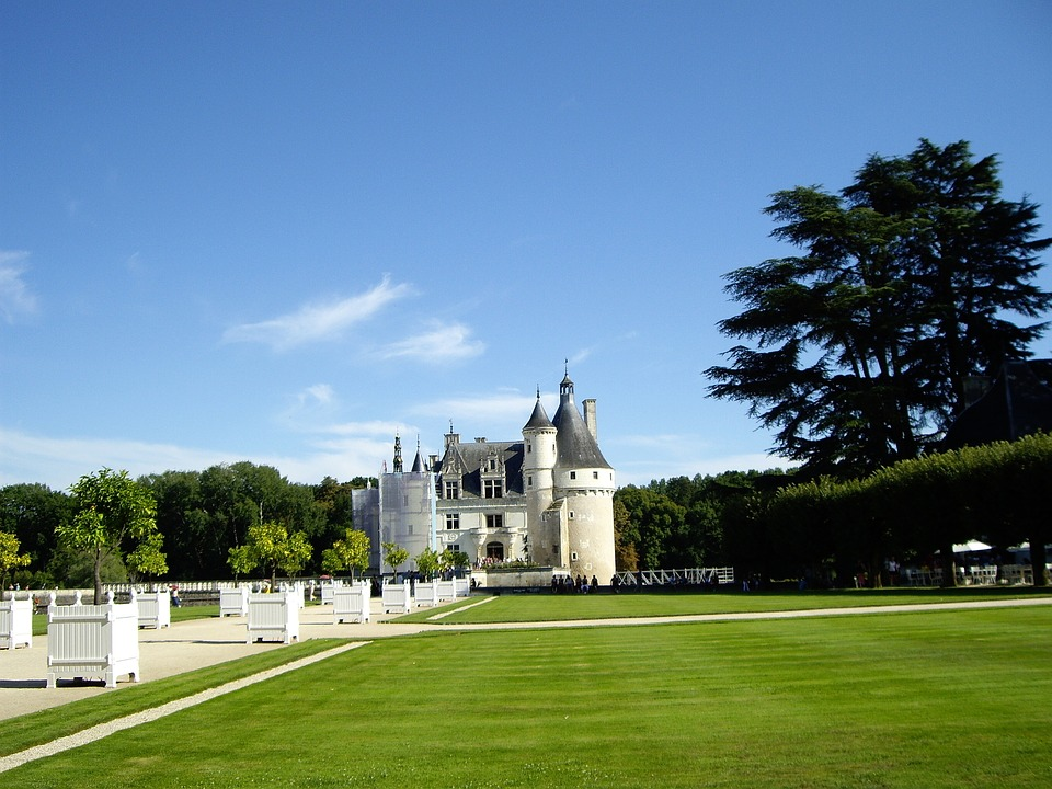 Castles Of The Loire, Castle Chenonceau