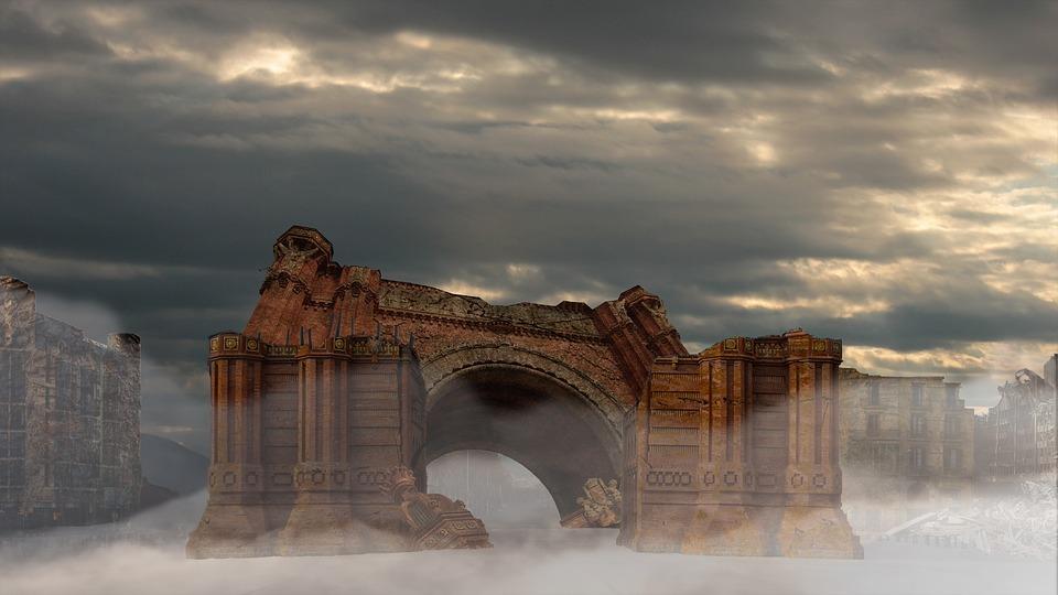 Ruins, Cataclysm, Future