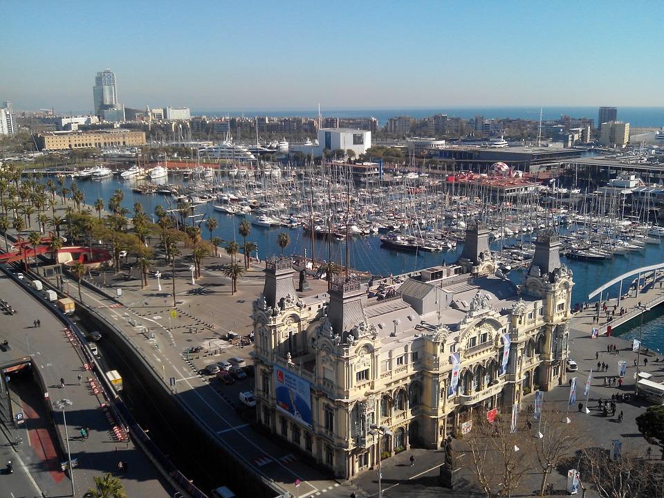 Barcelona, City, Catalonia, Architecture, Cities, Spain