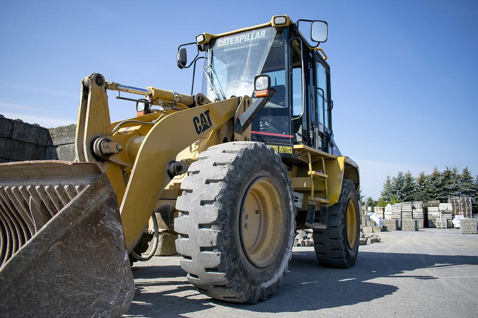 Wheel Loader, Caterpiller, Industry, Quarry