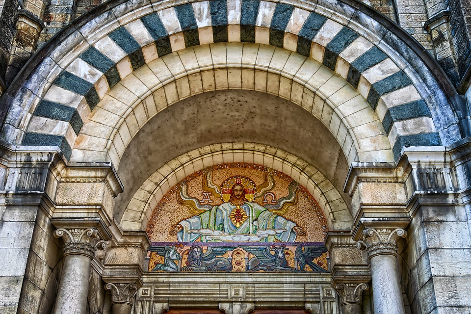Archway, Cathedral, Church, Portal, Gate, Middle Ages