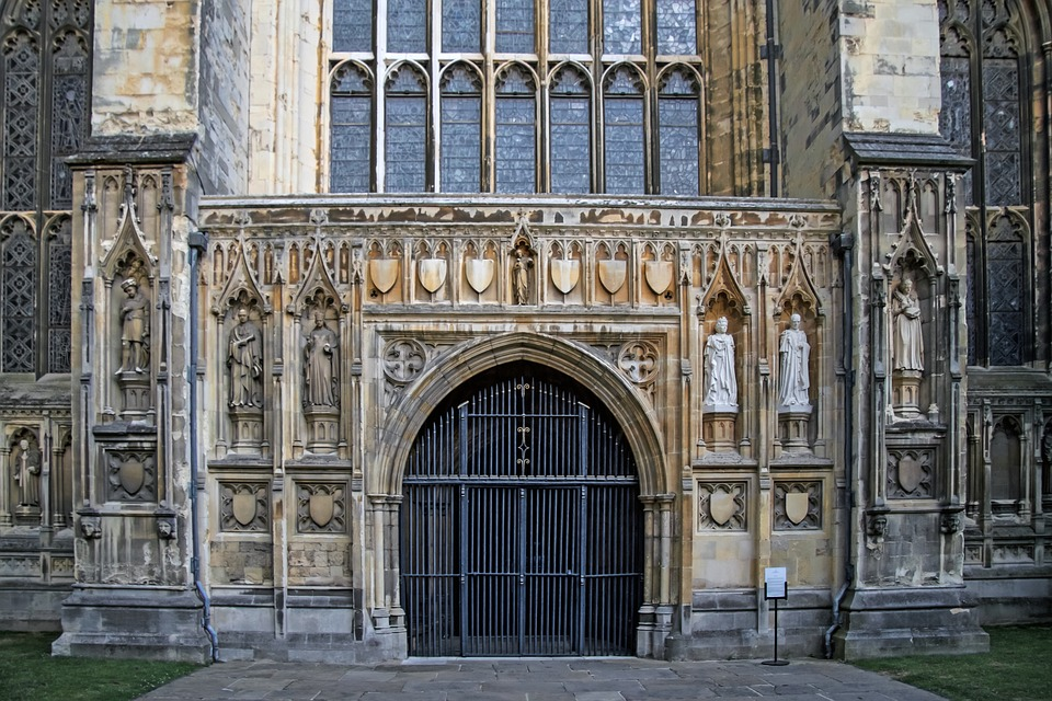 Cathedral, Canterbury, World Heritage, Unesco