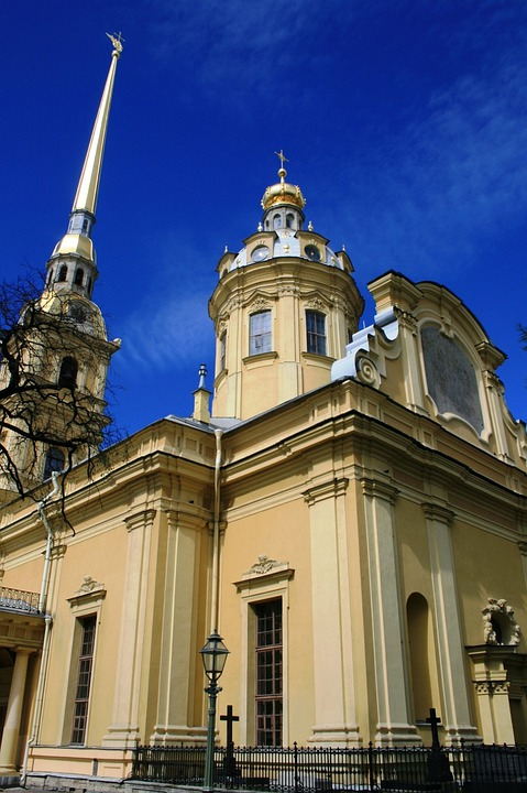 Building, Church, Cathedral, Architecture