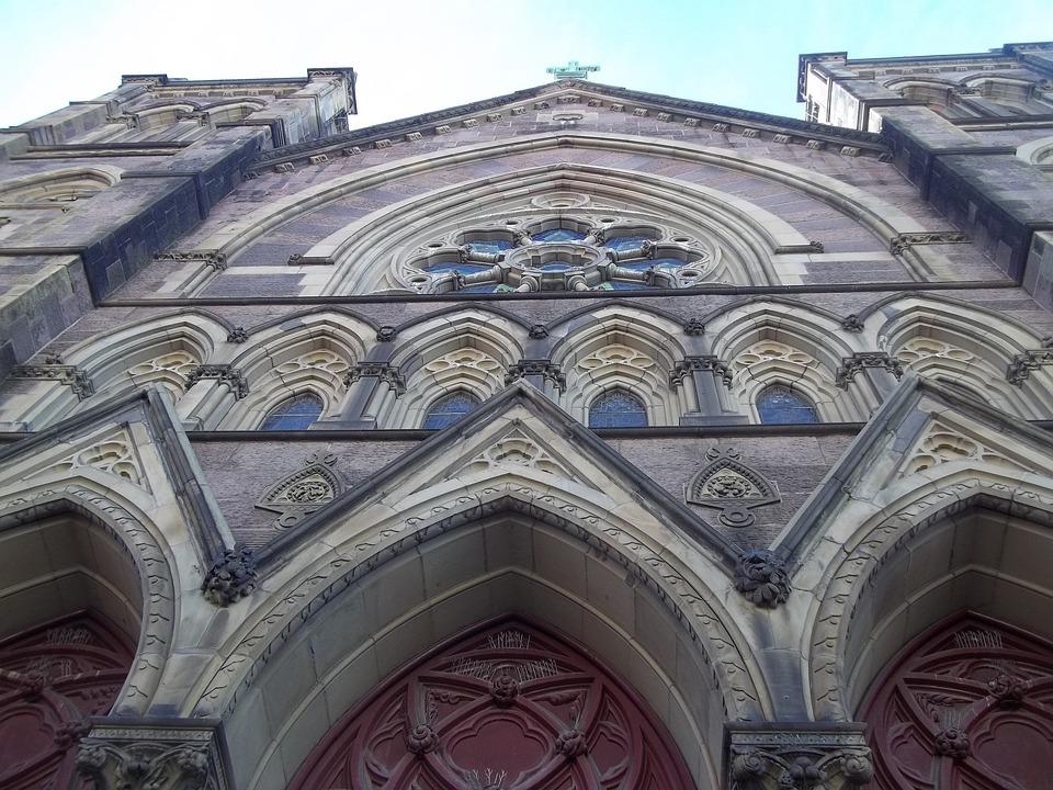 Cathedral, Catholic, Church, Gothic, Religion