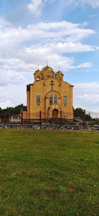 Church, Cathedral, Orthodoxy, Eglise, Christianity