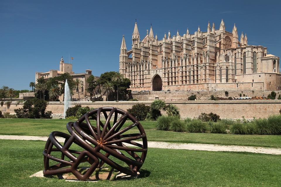 Mallorca, Palma, Cathedral
