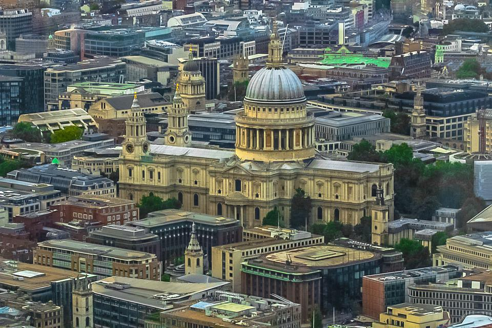 Cathedral Of St Paul, London, Building