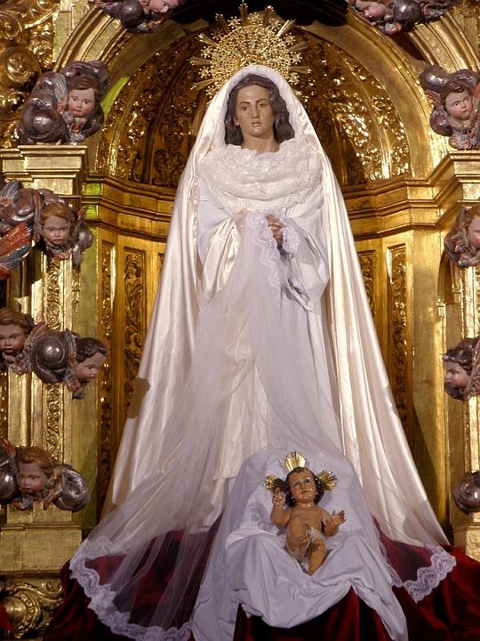 Salamanca, Spain, Cathedral, Church, Faith, Religion