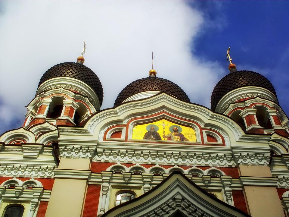 Cathedral, Tallin, Estonia, Church, Religion, Faith