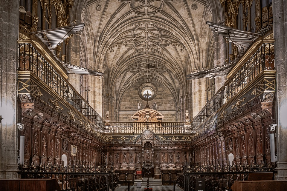 Cathedral, Almeria, Architecture, Spain, Religious