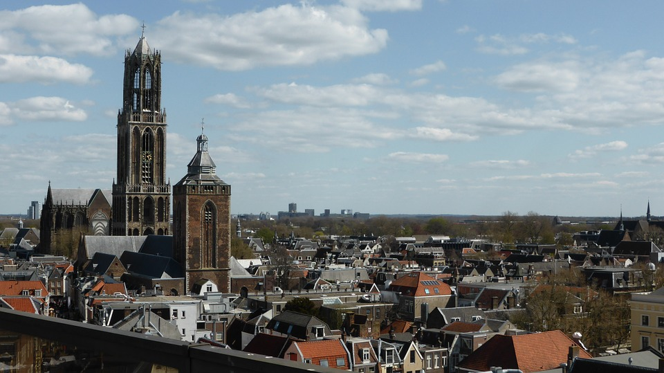 Cathedral, Utrech, Holland