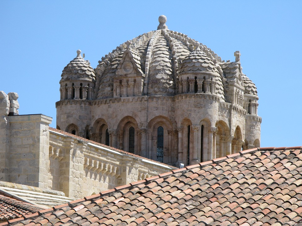 Cimborrio, Cathedral, Zamora