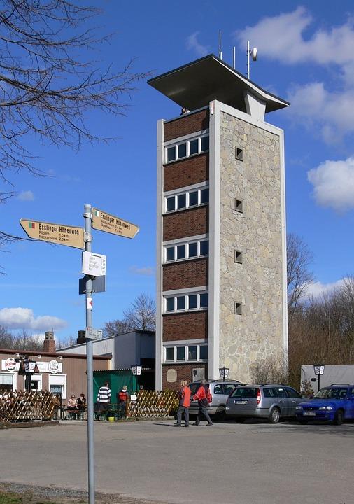 Esslingen, Catherine Linde, Observation Tower