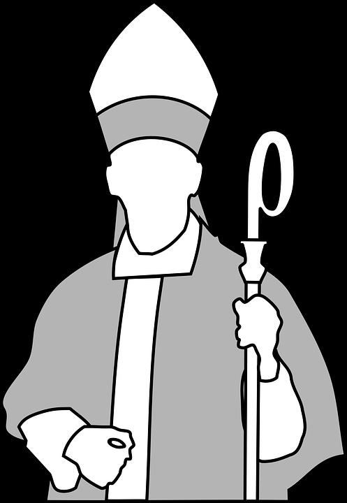 Bishop, Church, Christianity, Dignitary, Catholic