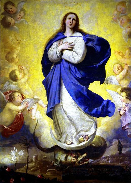 Maria, Immaculate, Catholic