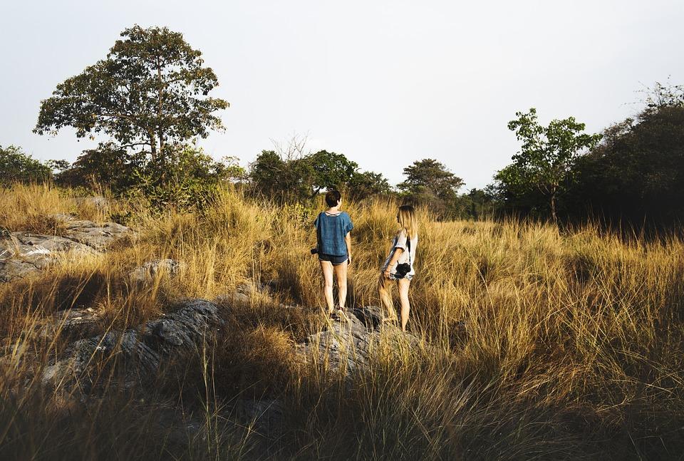Travel, People, Together, Wanderlust, Caucasian