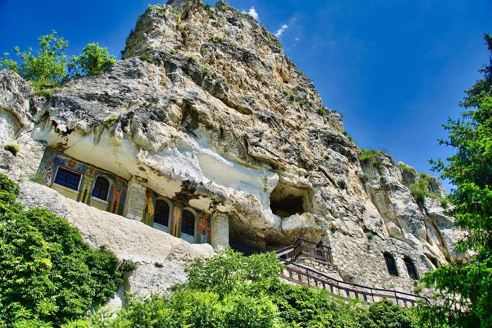 House, Architecture, Cave, Ancient, History