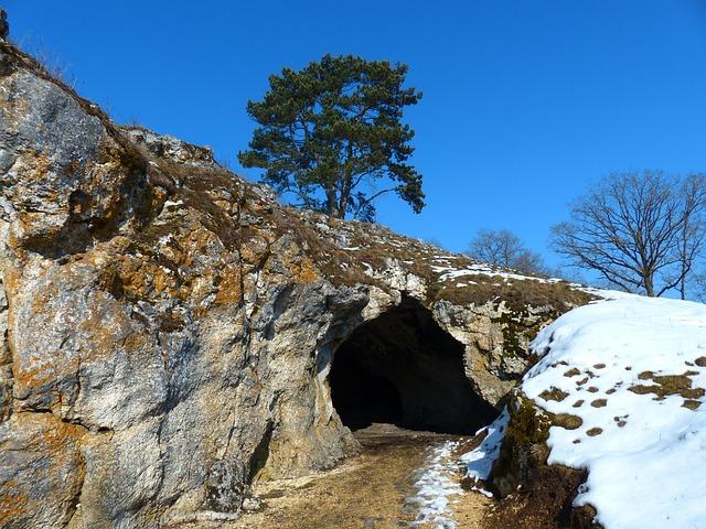 Bird Stove Cave, Cave, Cave Entrance, Niederstotzingen