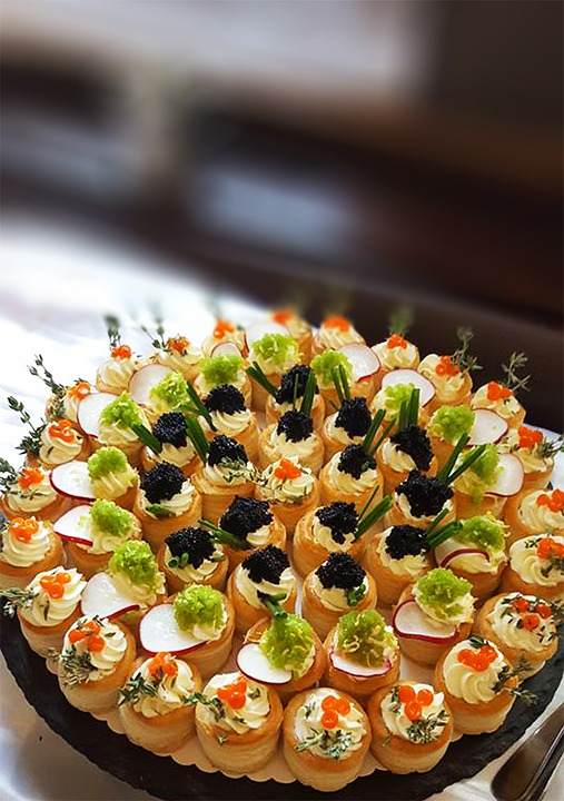 Free photo Caviar Tartine Tasty Kitchen Restaurant Food - Max Pixel
