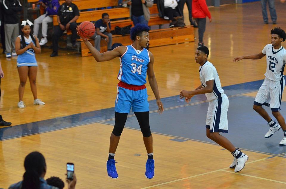 High School Basketball, Cedar Grove, Pace Academy