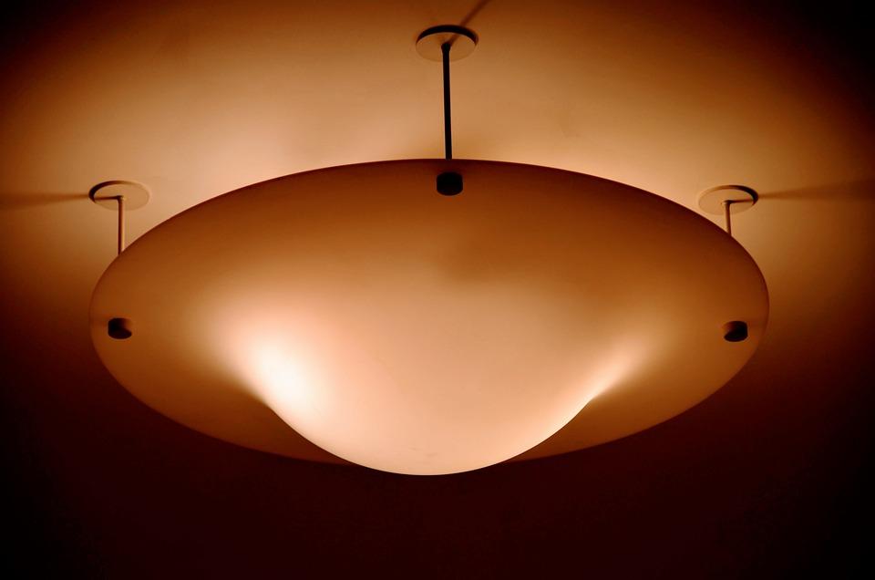 Lamp, Lighting, Light, Ceiling Lamp