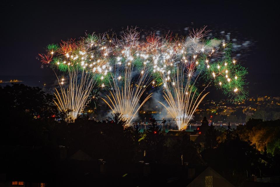 Anniversary, Background Black, Celebrate, Celebration