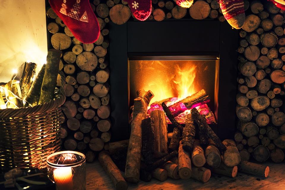 free photo celebrate decorate christmas chimney celebration max pixel