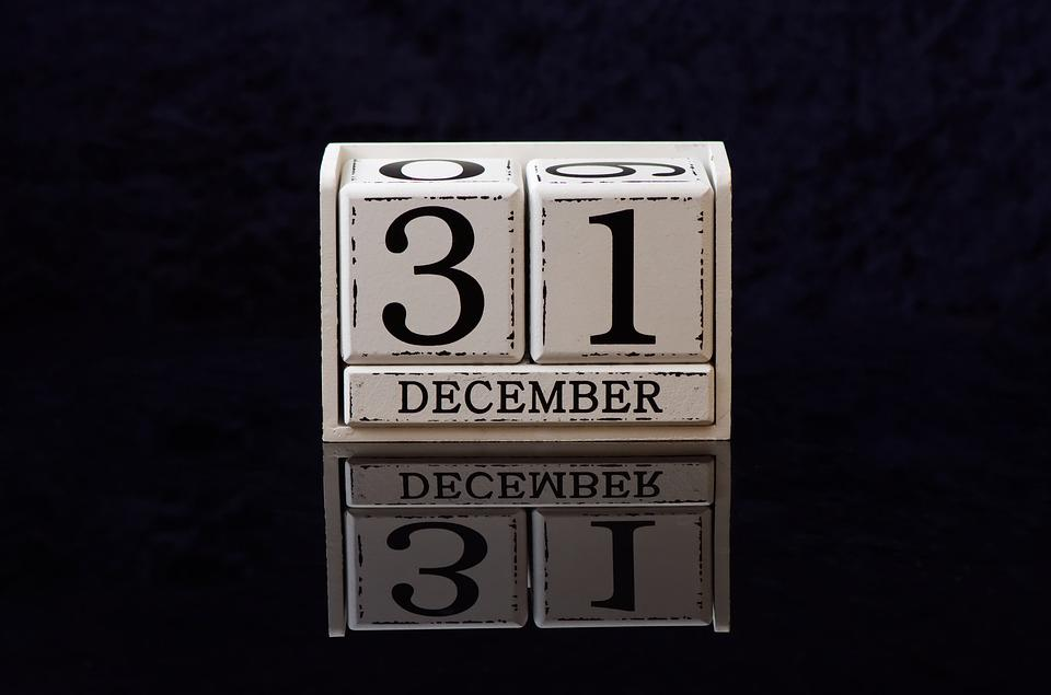 New Year's Day, New Year's Eve, Celebrate, Luck, Party