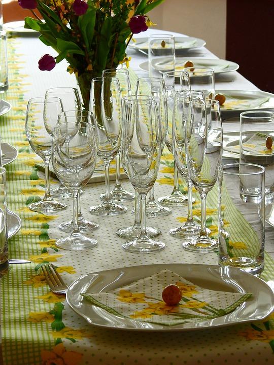 Table, Plate, Cover, Celebration, Celebrate, Birthday