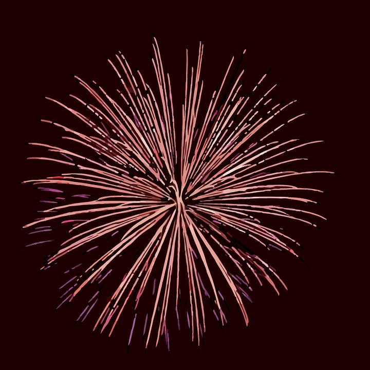 Fireworks, Celebration, Sparkler, Sparks, Celebrate