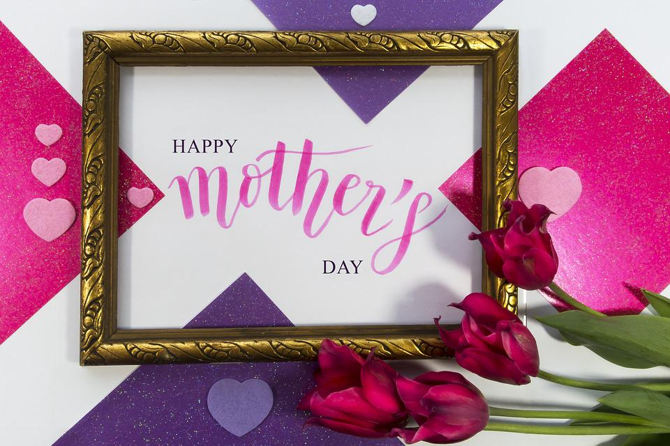 Mother's Day, Celebrate, Thank You, Mother, Heart