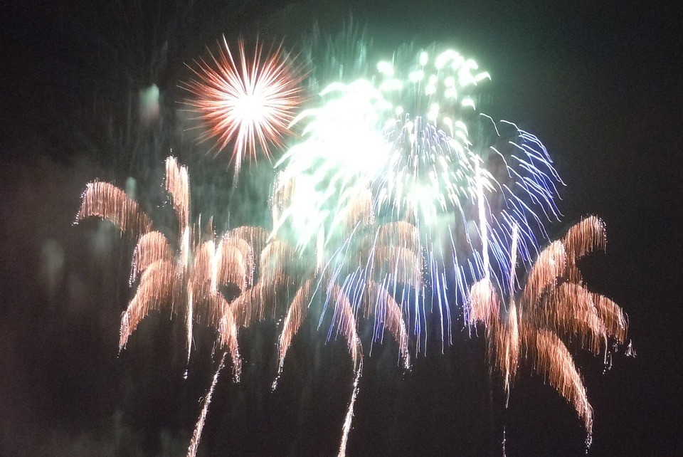 Fireworks, 4th Of July, July, Celebration, 4th