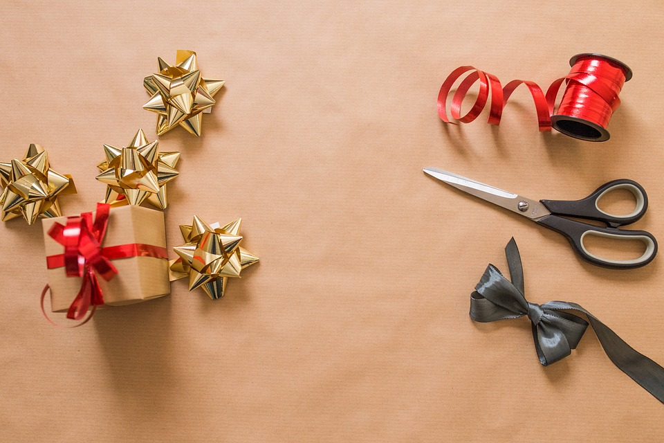 Arts And Crafts, Bow, Celebration, Christmas, Colors
