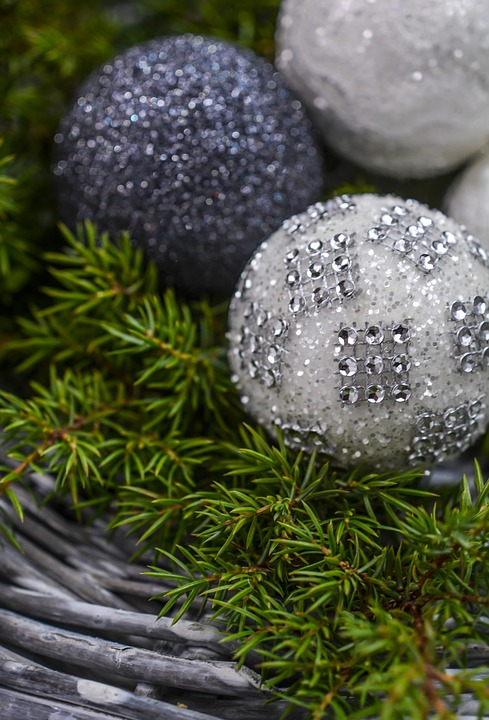 Christmas, Decoration, Green, Holiday, Celebration