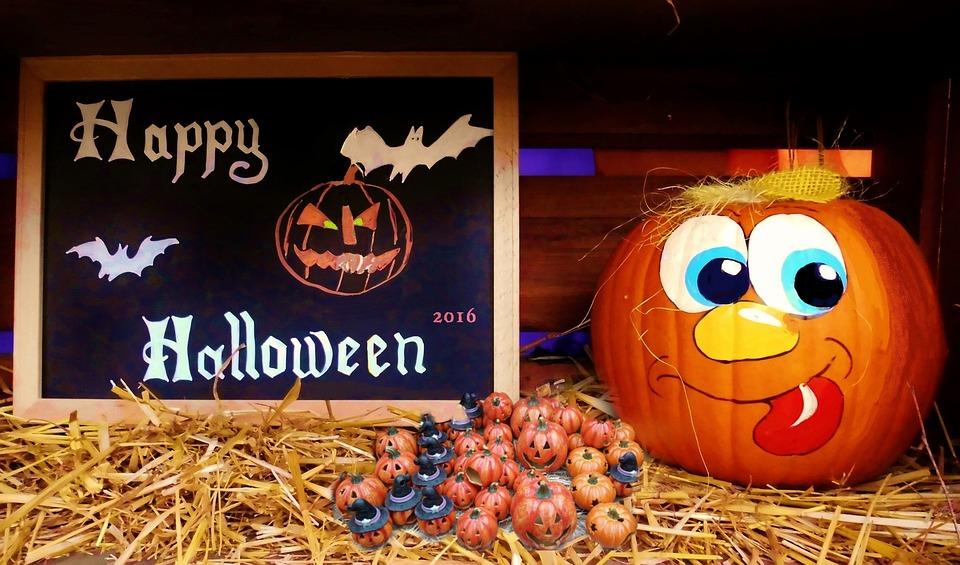 Halloween, Party, Pumpkin, Creepy, Celebration