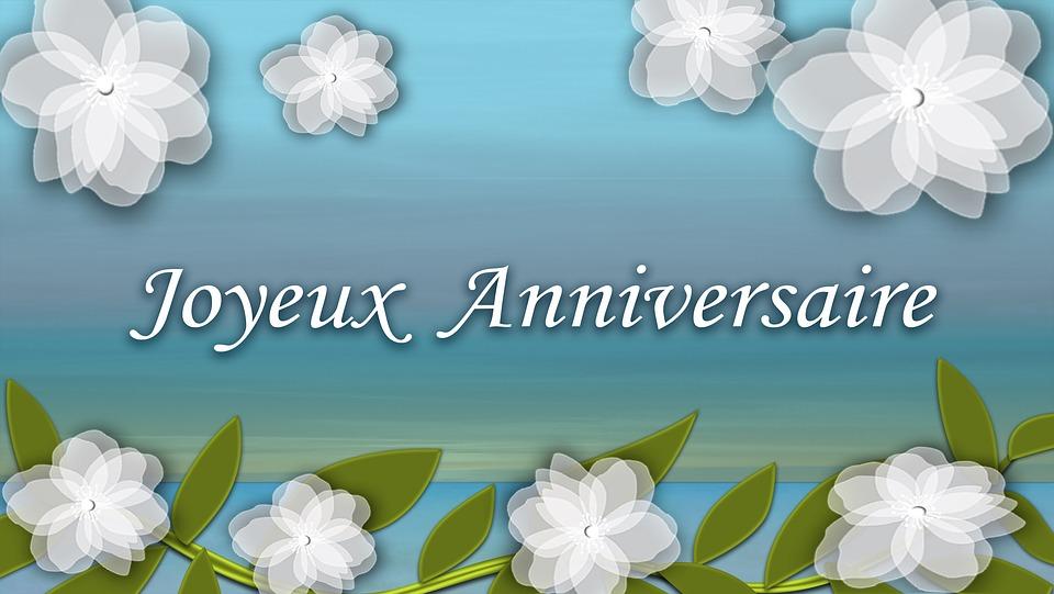 Birthday, Festival, Flower, Decoration, Celebration