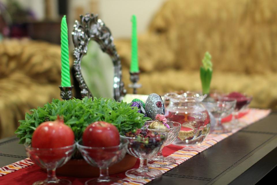 Iranian New Year, Iranian, Persian, Celebration