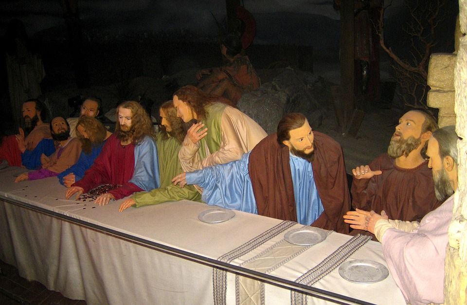 Religion, Wax Statues, Figure, Celebrity, Famous