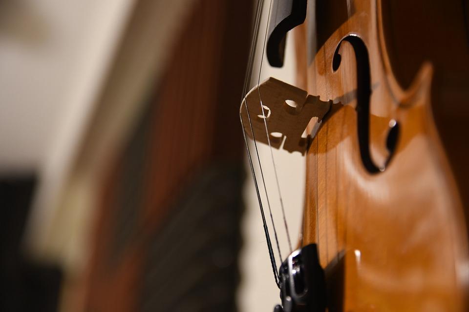 Violin, Viola, Cello, Music, Fiddle, Musical Instrument