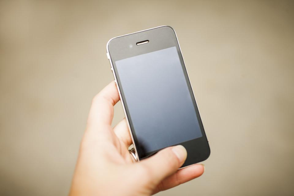 Iphone 4, Cellphone, Mobil