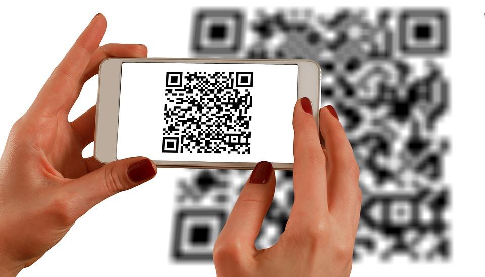 Hands, Smartphone, Barcodes, Qr, Cellphone, Pda
